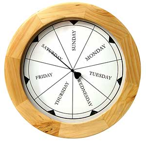 Horloge Jour