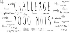 CHALLENGE 1000 Mots logo