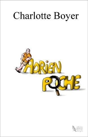 Couverture Adrien Poche - non illustré