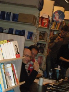 Bernard Werber - 14/12/12 à Lyon