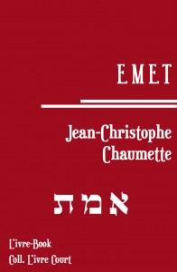 Emet - Jean-Christophe Chaumette